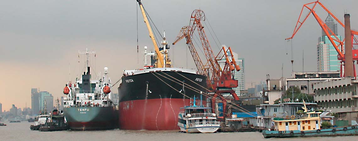 A Ship in Port is Safe vs China Sourcing