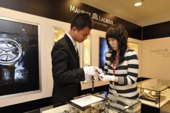 Demand for Luxury Goods Going Strong in China.